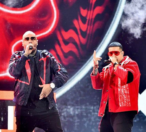 Nicky Jam y Daddy Yankee